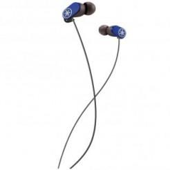 Yamaha EPH-R32 blue - in-ears met afstandsbediening