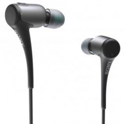 Sony MDR-AS800BTB Zwart - In Ear oortelefoon, Bluetooth