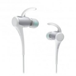 Sony MDR-AS800BTW wit - In Ear oortelefoon, Bluetooth