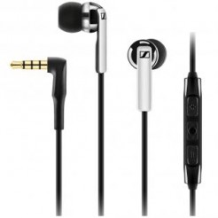 Sennheiser CX 2.00i Zwart - met microfoon en afst bed voor iOS