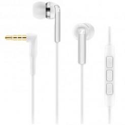 Sennheiser CX 2.00i Wit - met microfoon en afst bed voor iOS