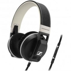 Sennheiser URBANITE XL i Zwart - Let your ears be loved - voor iOS