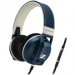 Sennheiser URBANITE XL i Denim - Let your ears be loved - voor iOS