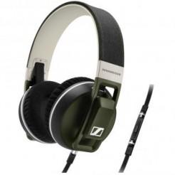 Sennheiser URBANITE XL i Olive - Let your ears be loved - voor iOS