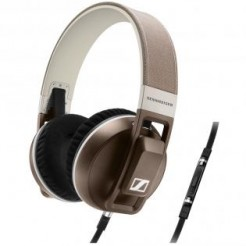 Sennheiser URBANITE XL i Sand - Let your ears be loved - voor iOS