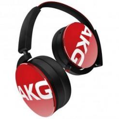 AKG Y50RED rood - On Ear Hoofdtelefoon