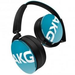 AKG Y50TEL blauw - On Ear Hoofdtelefoon
