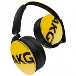 AKG Y50YEL geel - On Ear Hoofdtelefoon