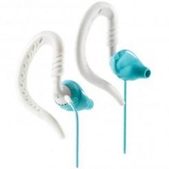 Yurbuds Focus 100 Women Turkoise/Wit - Sport-Beugel oortelefoon - In-Ear