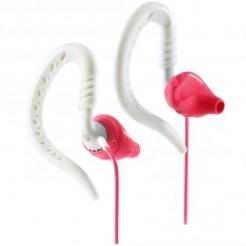 Yurbuds Focus 100 Women Pink/Wit - Sport-Beugel oortelefoon - In-Ear