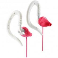 Yurbuds Focus 200 Women Pink/Wit - Sport-Beugel oortelef - Quik Clik Magnet