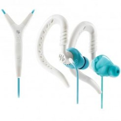 Yurbuds Focus 400 Women Turkoise/Wit - Sport-Beugel oortelefoon - iOs Afst Bed