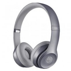 Beats by Dr. Dre Solo² Royal Stone Grey - On Ear hoofdtelefoon