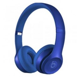 Beats by Dr. Dre Solo 2 Sapphire Blue - On Ear hoofdtelefoon