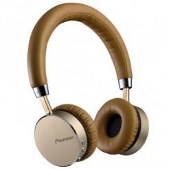 Pioneer SE-MJ561BT-T bruin - On Ear Bluetooth Hoofdtelefoon