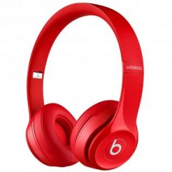 Beats by Dr. Dre Solo² Wireless Rood - draadloze On-Ear hoofdtelefoon